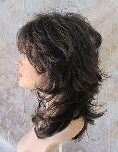 Medium-Wig-Dark-Brown-Auburn-Mix-Wavy-Choppy-Multi-Layers-Bangs-Wigs-US