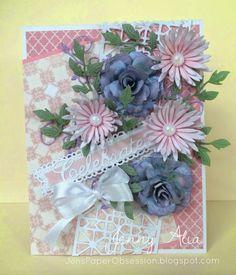 Celebrate Card with Jenny Alia