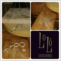 Em produção. #handmade #thinkmade #spiritmade #lologiorge #euquefaço #prata950 #banhodeouro #banhorosé www.lologiorge.com.br