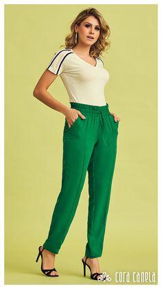 Ideias Fashion, Shorts, Capri Pants, Street Style, India, Womens Fashion, Shopping, Tops, Fashion Clothes
