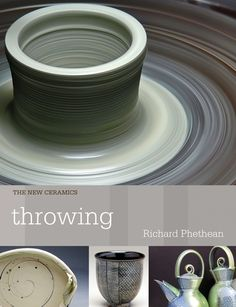 Essential for anyone attempting to master the art of forming pots on the wheel. Author is a ceramic graduate and established professional potter.