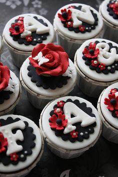 red + black by RATUkek, via Flickr