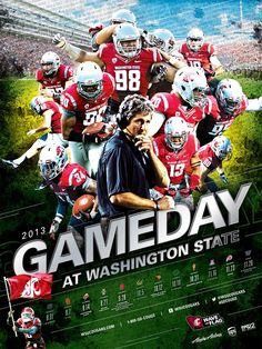 2013 Cougar Football Poster! #GoCougs