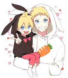 Boruto&Naruto