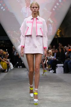Fyodor Golan Ready To Wear Spring Summer 2015 London - NOWFASHION