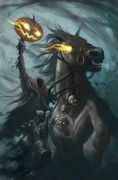 headless horseman picture | Headless Horseman by ~srdunko on deviantART