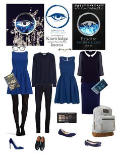 Erudite by lj-case on Polyvore featuring polyvore, fashion, style, French Connection, Alice & You, Equipment, Oasis, J Brand, John Lewis, SPANX, Miz Mooz, Sole Society, Manolo Blahnik, JanSport, Disaster Designs, Kate Spade, Sunday Somewhere, Madewell, NARS Cosmetics and clothing