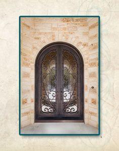 Iron Door Gallery U2013 The Front Door Company | Xtras | Pinterest | Iron,  Front Doors And Doors