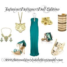 Disney Fashion Jasmine