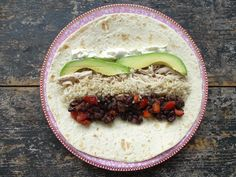 Mexicaanse wraps Wraps, Ethnic Recipes, Food, Meal, Eten, Rap Music, Meals, Rolls