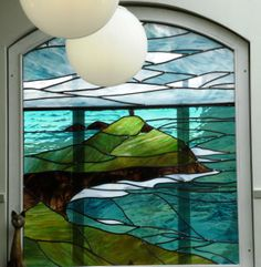 Cape Cornwall Surgery window commission fikilpatrick.com