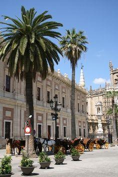 Old Town, Seville, Spain