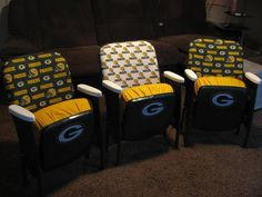 Woman Cave Shareholder Go Pack Go Pinterest Packers