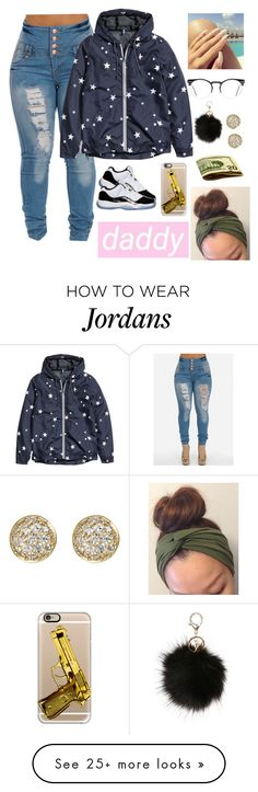 """Untitled #149"" by baby-boogaloo on Polyvore featuring Spitfire, H&M, Jamie Wolf, Casetify, women's clothing, women, female, woman, misses and juniors"