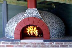 Zelfgebouwde pizzaovens en houtovens, honderden bouwverslagen en fotos