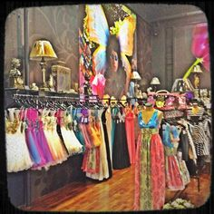 In Here Life Is Beautiful .. Boudoir Boutique