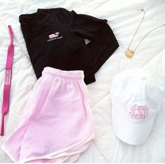 Preppy outfit for summer Preppy Mode, Preppy Girl, Adrette Outfits, Casual Outfits, Preppy Summer Outfits, Preppy Casual, Lazy Outfits, Basic Outfits, Preppy Southern