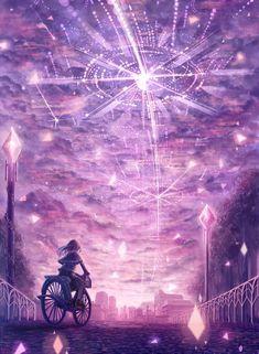 Sekumpulan Foto-Foto Anime ~ Thanks you buat yg udh vote and commen… # Acak # amreading # books # wattpad Anime Fantasy, Fantasy World, Fantasy Art, Manga Art, Anime Art, Anime Galaxy, Anime Kunst, Fantasy Landscape, Anime Scenery