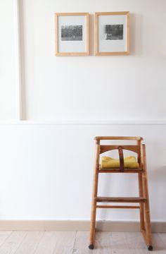 beautiful baby chair