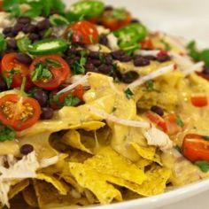 Recipe For  Macho Nachos