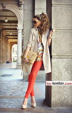 BuKombin (Moda Trend Stil) Kombin Modelleri: Temmuz 2014