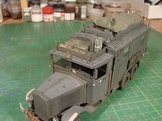 Krupp L3H163 Kfz. 72 Funkwagen