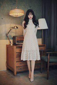 Korean Fashion Dress, Ulzzang Fashion, Korean Outfits, Asian Fashion, Ulzzang Girl, Ulzzang Style, Classy Dress, Classy Outfits, Pretty Outfits