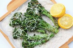 Grilled Lemon Broccolini Grilled Vegetables, Veggies, Recipe Directions, Picnic Foods, Original Recipe, Grilling Recipes, Healthy Tips, Allrecipes, Low Carb Recipes