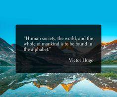 www.csoftintl.com Victor Hugo, Founded In, My World, Inspiration, Biblical Inspiration, Inspirational, Inhalation