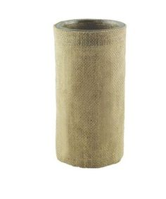 10 Burlap Vases More Available If Interested https://www.tradesy.com/weddings/wedding-decorations/10-burlap-vases-more-available-if-interested-996084