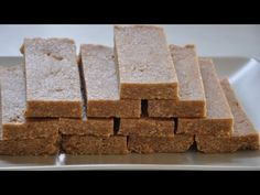 Recipe: Homemade no-bake protein bars