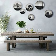 Very tasty wall decoration for your home. Design was inspired by the animals, plants and people from the wild Africa.