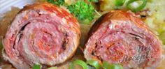 Recept Vepřové závitky dušené v kysaném zelí Meat, Food, Essen, Meals, Yemek, Eten