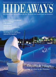 Coquillade Village in der Provence - im Magazin Hideaways Heft 40 : http://www.online-kiosk-24.de/epaper/reisen-abenteuer/hideaways-40-2015-e-paper.html