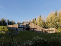 Maas Architecten » woonhuis diepenheim
