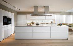 SieMatic S2 la prima cucina senza maniglie – Arvendesign