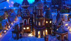 Gingerbread Town (Pepperkakebyen)