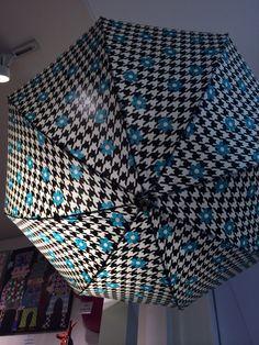 眺めていたくなる傘。