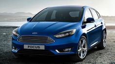 New 2015 Ford Focus facelift