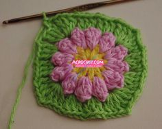 Primera parte: http://blog.acrochet.com/tutorial/aplicacion-margarita-tutorial.html Segunda parte: http://blog.acrochet.com/tutorial/aplicacion-margarita-tutorial-2.html