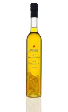 Seventeen  - Limon çeşnili natürel sızma zeytinyağı - 500 ml