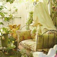 a garden room :)