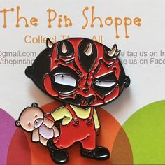 #Repost @thepinshoppe  Stewie and Darth Maul mashup pins available only at ThePinshoppe.etsy.com @@@@@@@@@@@@@@@@@@@@@@@@@@@@@@#lapelpin #enamelpin #pinsforsale #pingamestrong #pingame #pinstagram #pincollector #pincommunity #pins #darthmaul #starwars #stewiegriffin #familyguy #pin    (Posted by https://bbllowwnn.com/) Tap the photo for purchase info. Follow @bbllowwnn on Instagram for more great pins!