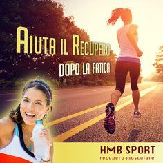 HMB SPORT - VITAMINSPORT Dr. Giorgini. Aiuta il Recupero Muscolare dopo la fatica… Integratori alimentari naturali per sportivi - Dr. Giorgini.