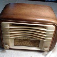 Radio d'epoca #telefunken