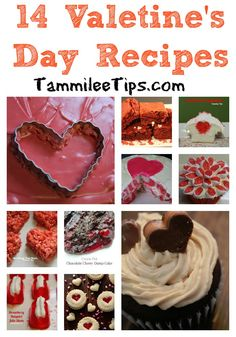 14 Valentine's Day Recipes