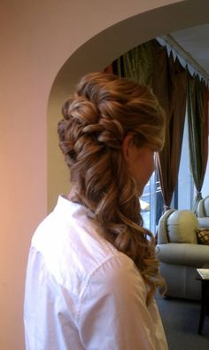 This hair style would be really cute