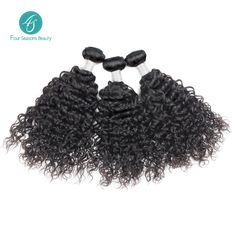 112.42$  Know more  - Ms Lula 3PCS/LOT 7A Brazilian Virgin Hair Roman Curly Human Hair Nature Color Roman Curly Hair Extension Free Shipping