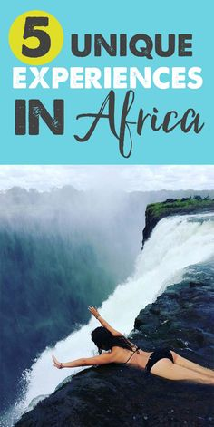 6 Unique Experiences in Africa is part of Unique Experiences In Africa Ashley Renne Travel Lushes - For those who like to find hidden gems and travel off the beaten path, I've gathered five unique activities for you to get involved with in Africa Cool Places To Visit, Places To Travel, Travel Destinations, Holiday Destinations, Africa Destinations, Chobe National Park, African Safari, Africa Travel, Traveling To Africa
