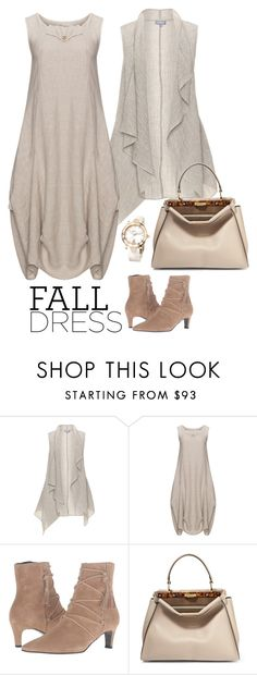 Fall Outfit by stacy hardy ❤ liked on Polyvore featuring D Celli,